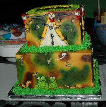 Campingcake