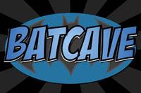 Batcave sign