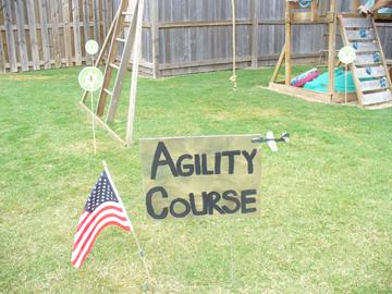 Agilitycourse
