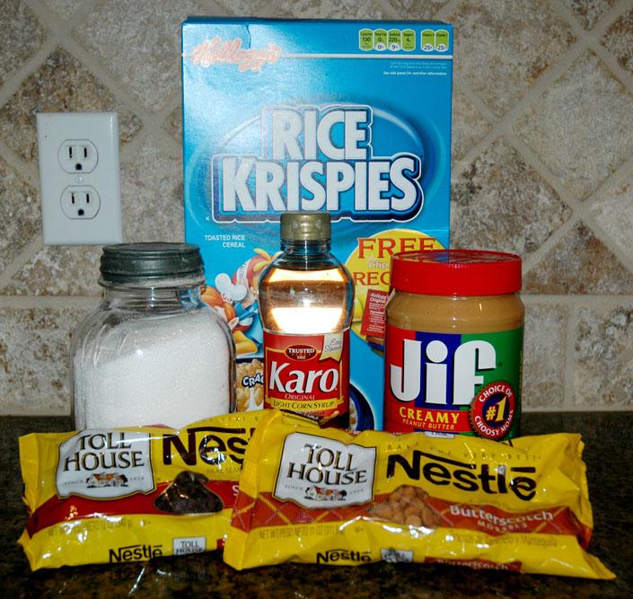 Ricekrispiesingredients
